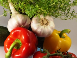 Obst und Gemüse für Krisenvorrat einkochen