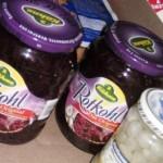 Haltbare Lebensmittel bevorraten
