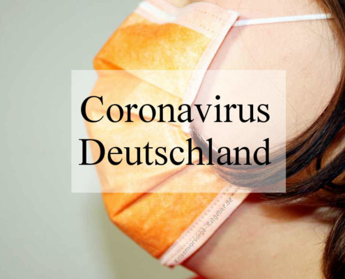 Coronavirus Deutschland - aktuelle Nachrichten auf Krisenvorsorge-Ratgeber.de