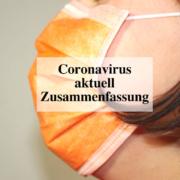 Coronavirus aktuell: Pressemeldungen für Sie zusammengefasst