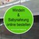 Windeln und Babynahrung online bestellen