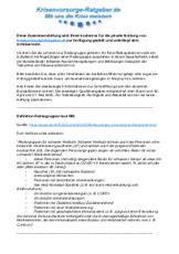 Gratis PDF downloaden: Ausnahmeregelungen Risikopatienten Schulöffnung